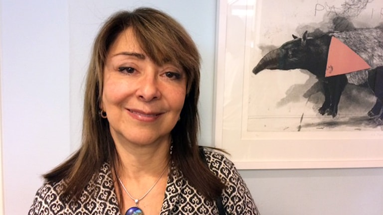 Fereshteh Ahmadi, professor i sociologi vid Högskolan i Gävle,