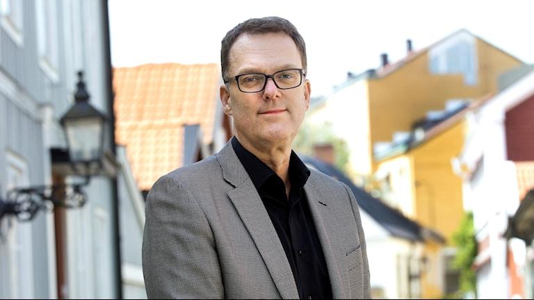 Rosander, kommunikationsdirektör på Region Gävleborg