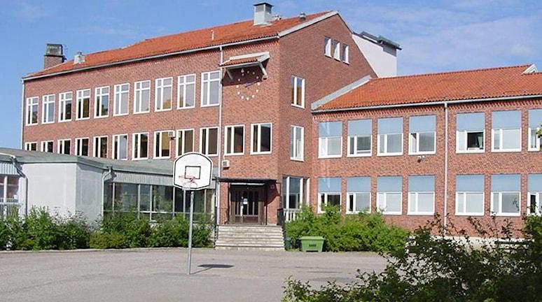 Solängsskolan. Foto: Gävle kommun