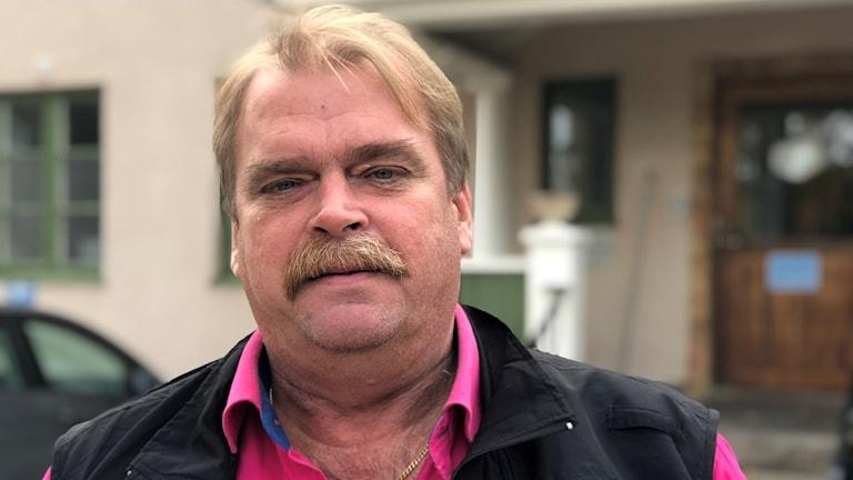 Roland Bäckman Hemtjänst Omsorgsnämnd Ljusdal Kommun Färila