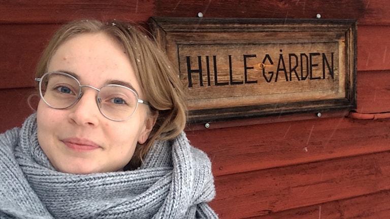 Martina Söderlind sänder från Hille i eftermiddag.