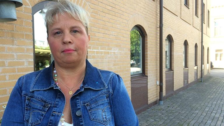 Nu görs en utredning lovar Birgitta Löjdström, verksamhetschef omvårdnadsförvaltningen i Söderhamn.