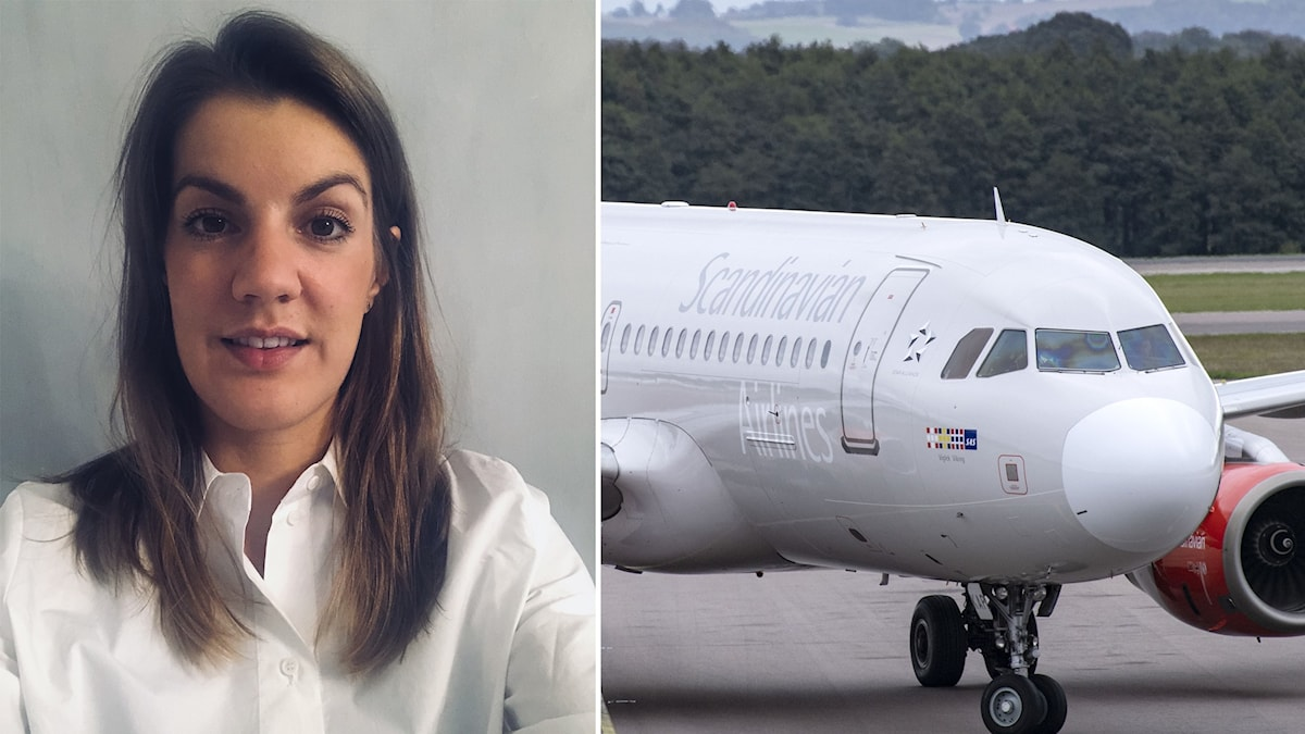 Sara Delsol, flygplan