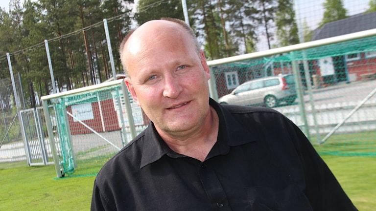 Kjell Westlund är domarbas i Hälsingland och säger att systemet just nu bygger på domarnas lojalitet.