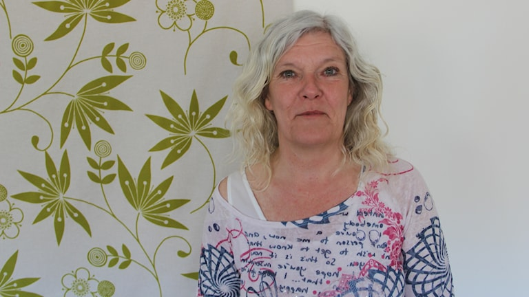 Bilden är ett fotografi föreställande medlaren Marina Sundström Haglund
