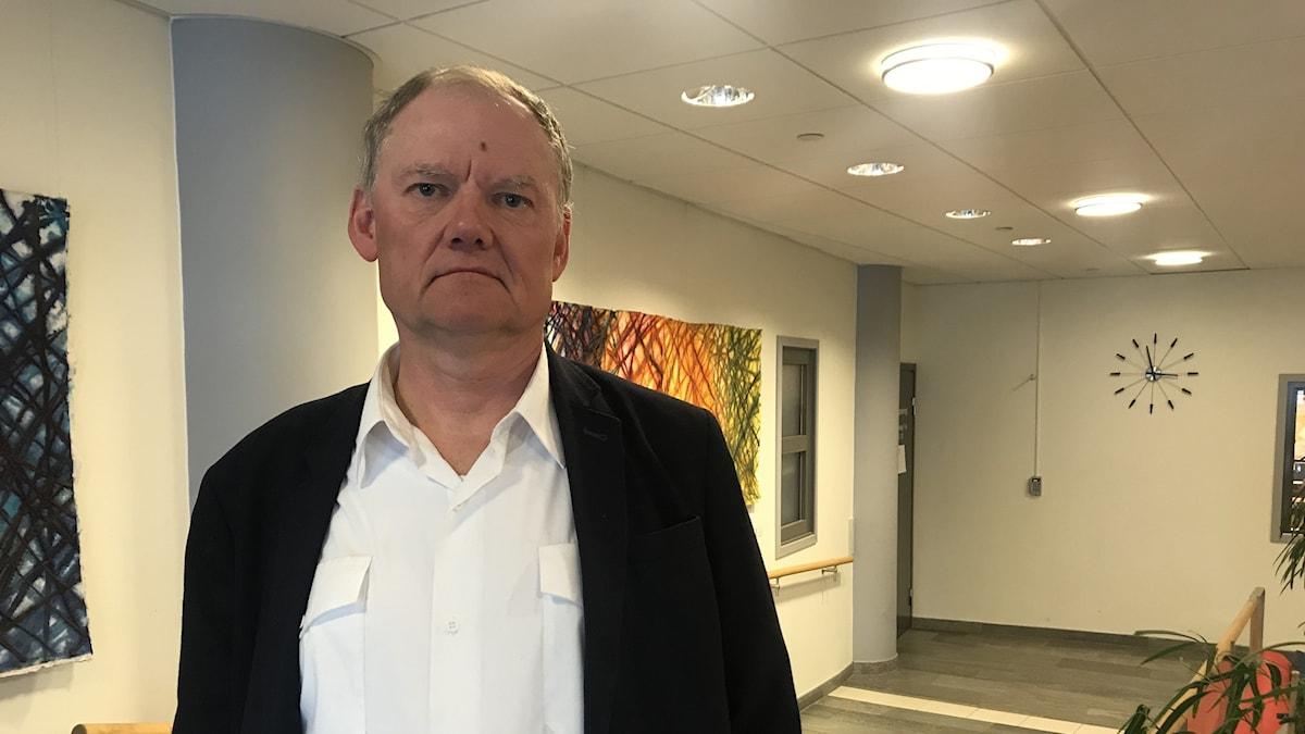 Bengt Friberg, utredare Hudiksvalls kommun
