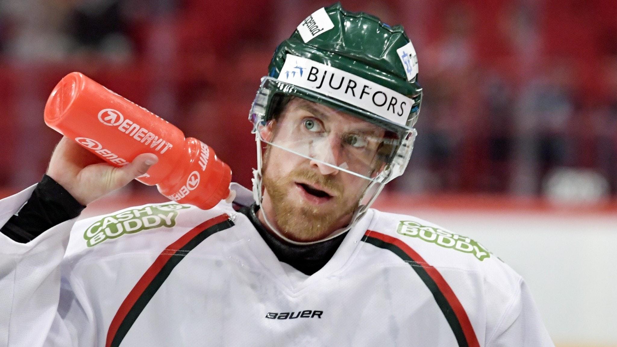 Brynäs värvar KHL-meriterad back – Chay Genoway