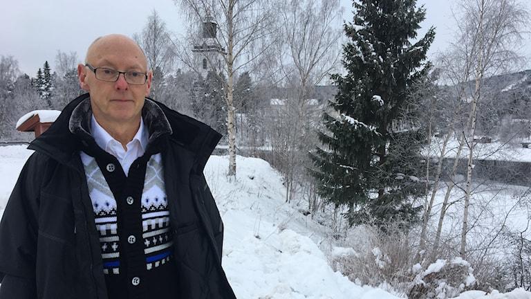 Per-Åke Svensson är övningsledare för krisberedskapsövningen X-stream.