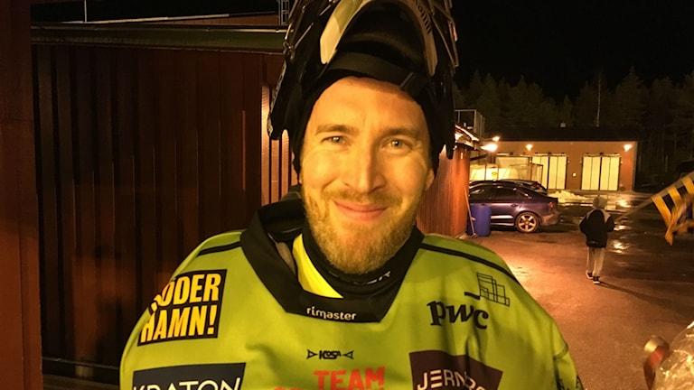 Dennis Wasberg och Broberg fick revansch efter annadagsförlusten mot Saik när laget vann streckmatchen mot Vetlanda.