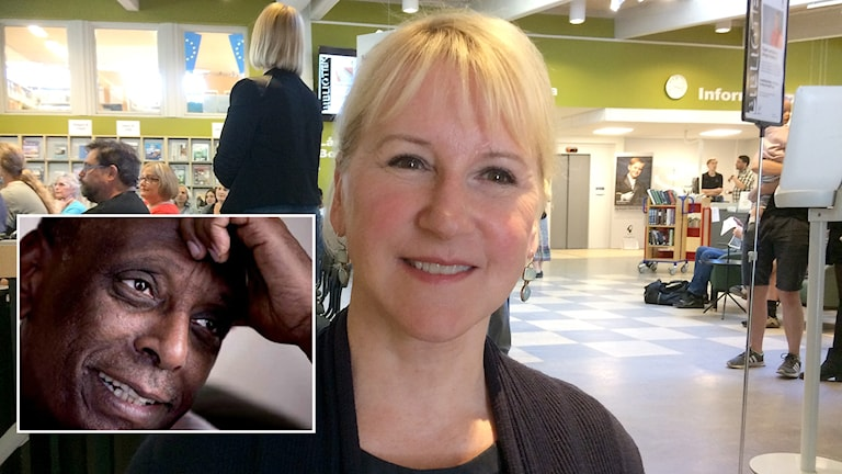 Margot Wallström Fikru Maru
