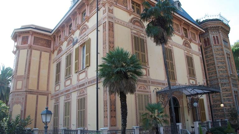 Villa vid Medelhavet