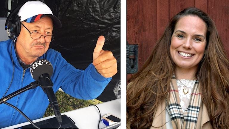 Sök och Finn med Hasse Persson och Sigrid Bergåkra.