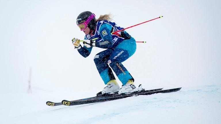 Lisa Andersson skicross