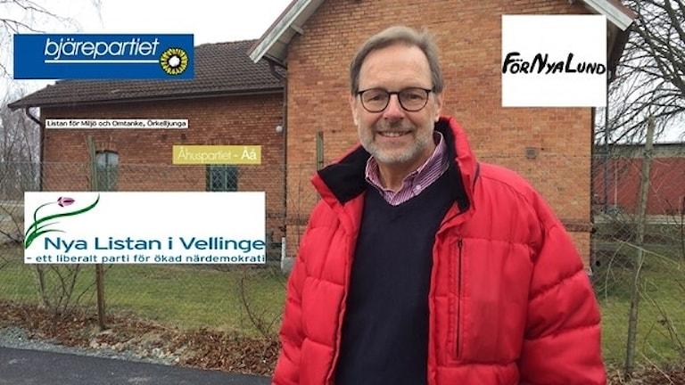 Åke Hultqvist arrangerar möte för småpartier