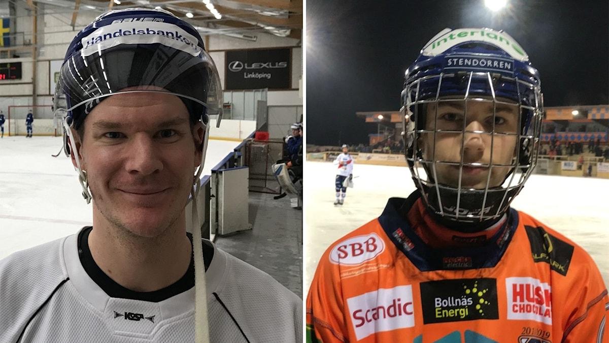 Anders Persson, Motala - Oskar Westh, Bollnäs