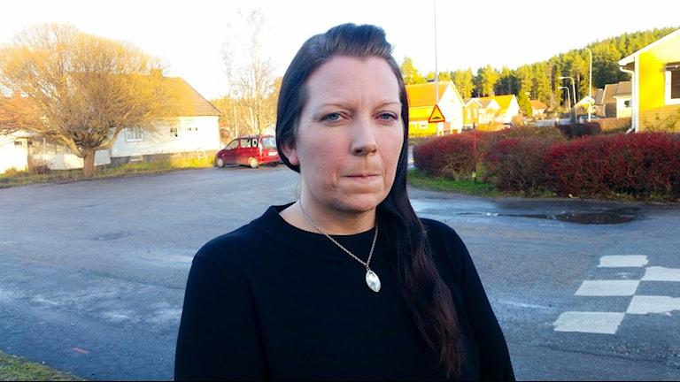 Helena Källgren överväger att lämna sin arbetslplats efter 20 år på grund av det nya avtalet.