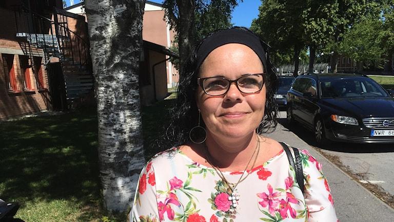 Marie Larsson, socialdemokratiskt kommunalråd i Älvkarleby kommun