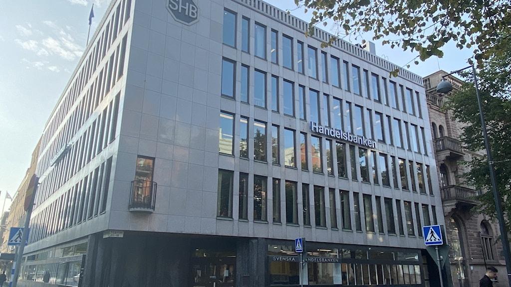 Handelsbanken i Gävle