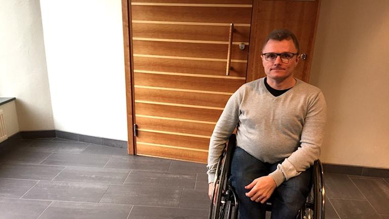 Lars-Göran Waden DHR Diskriminering Region Gävleborg Anmälan Stämning X-Trafik Bussbolag Trapplift Högsta Domstolen Gävle Tingsrätt