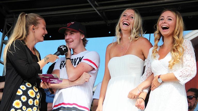 Oh - feat. Eric Ohlsson, Emma Svensson & Ellinor Olsson. Årets vinnare i Svensktoppen Nästa i Gävleborgs 2016.