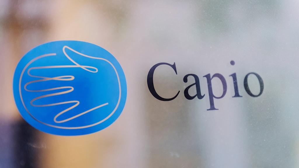 Capio-logotyp.