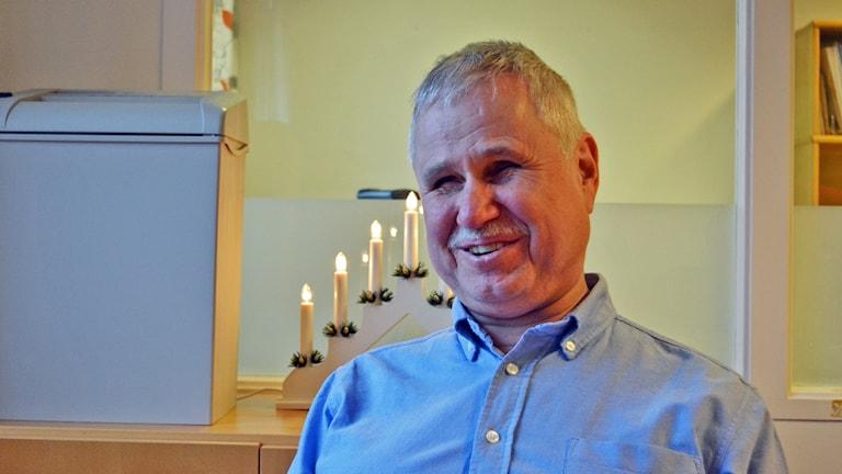Daisy-spelare Lars Engberg Synskadades Riksförbund