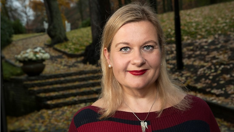 Anna Gullberg, chefredaktör på Gefle Dagblad.