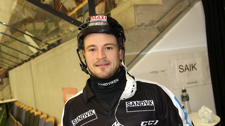 Fem mål kom från Christoffer Edlunds klubba.