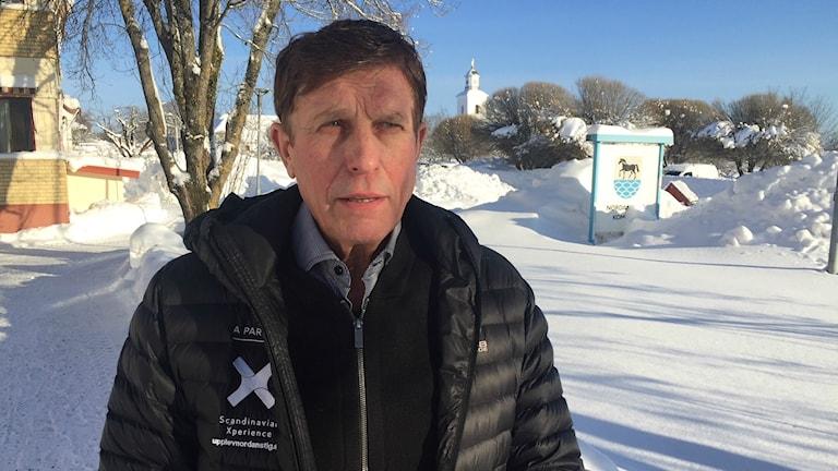Kan Stig Eng och hans partikamrater i C samarbeta med Nordanstigspartiet?
