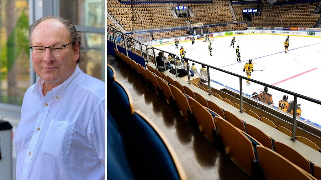 Lars Wesslén, smittskyddsläkare Region Gävleborg