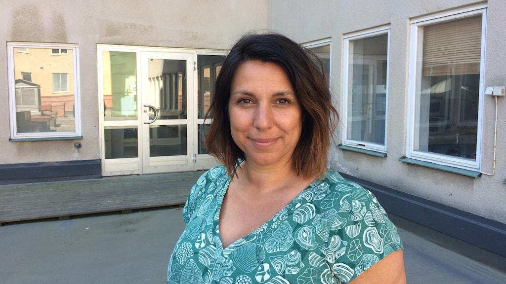 Camilla Strömbom