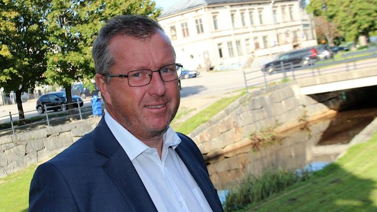 Hans-Göran Karlsson är chef för kultur- och samhällsserviceförvaltningen i Söderhamn, och en av de drivande personerna i att göra Söderhamn till ett nytt Vasaloppscenter.