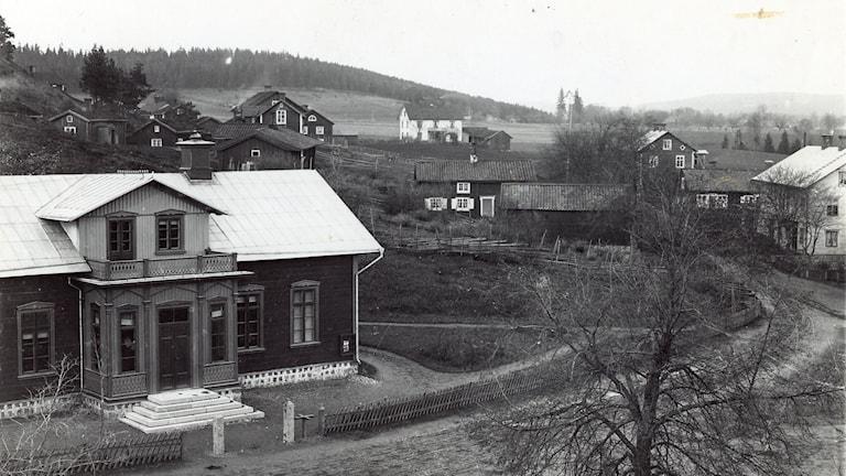 Tingshuset i Karlskoga kyrkby