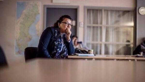 """""""I Afghanistan utgör döttrar bara en kostnad"""", säger Azita Rafaat."""