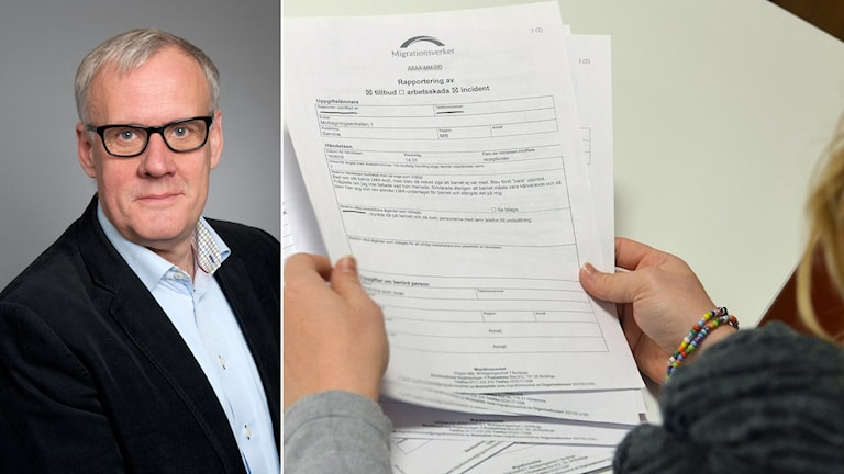 Håkan Olsson, ställföreträdande generaldirektör för Arbetsmiljöverket.