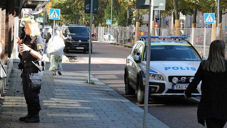 Polis omorganisation Statskontoret