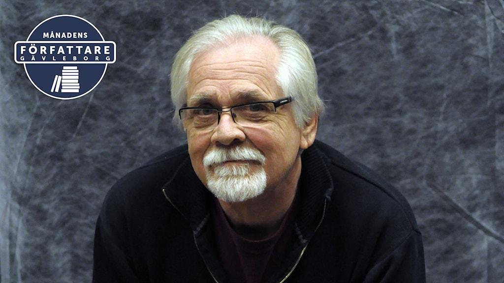 Bernt-Olov Andersson är månadens författare i mars.