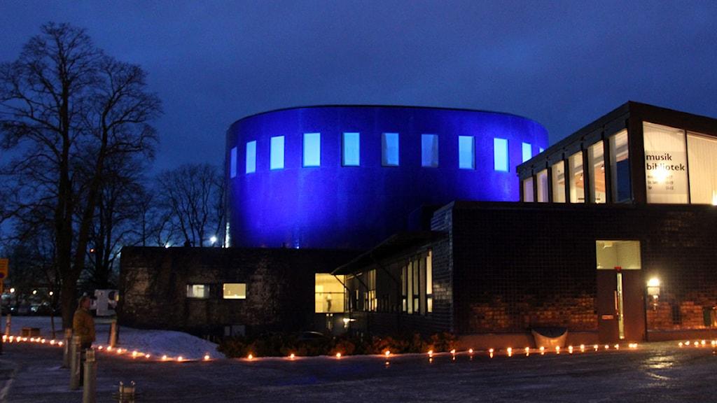 Konserthuset i Gävle. Foto: Tomas Forsman / Sveriges Radio