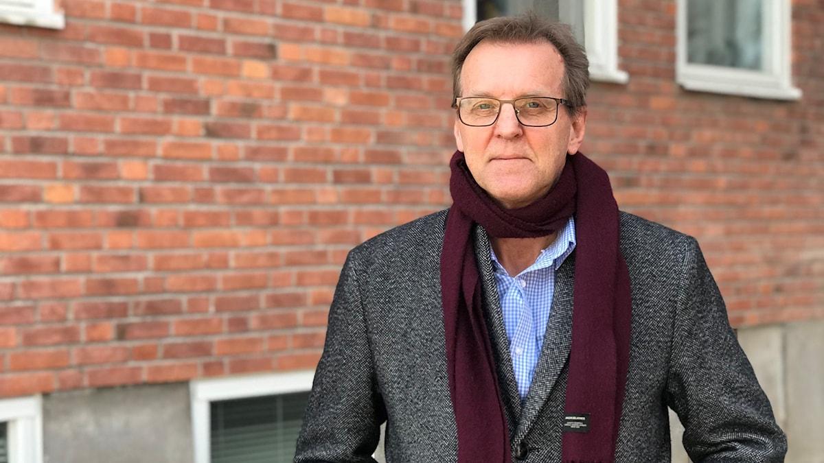 Göran Unger, Bredband, Region Gävleborg