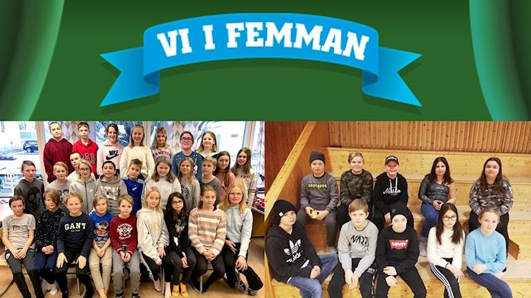 Fridhemsskolan och Friggesundsskolan