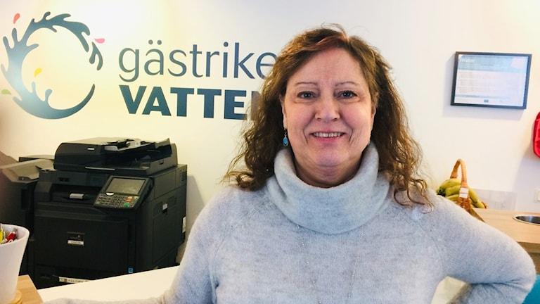 Lena Säfström, Gästrike Vatten