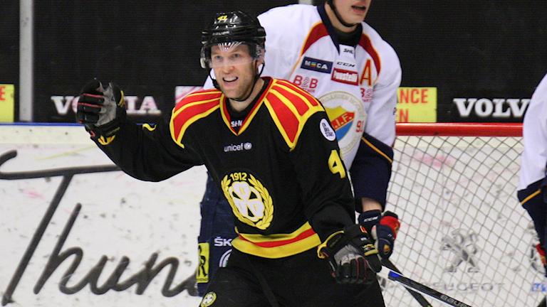 Greg Scott är tillbaka i Brynäs IF.