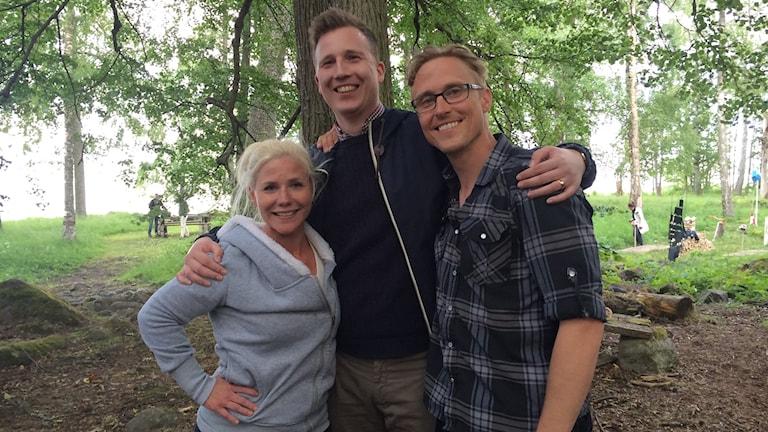 Fredrik Mejster Allt för Sverige släktforskare släktforskning