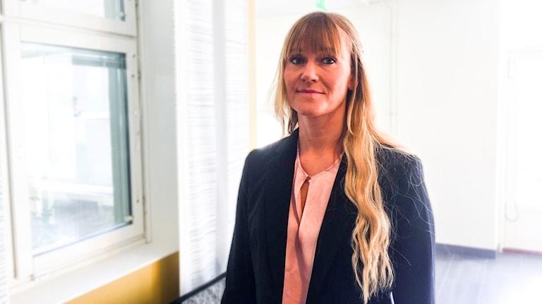 Kammaråklagare Therese Stensson i Gävle tingsrätt
