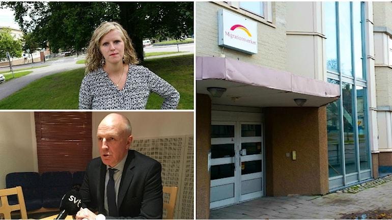 Migrationsverket i Söderhamn ska läggas ner.