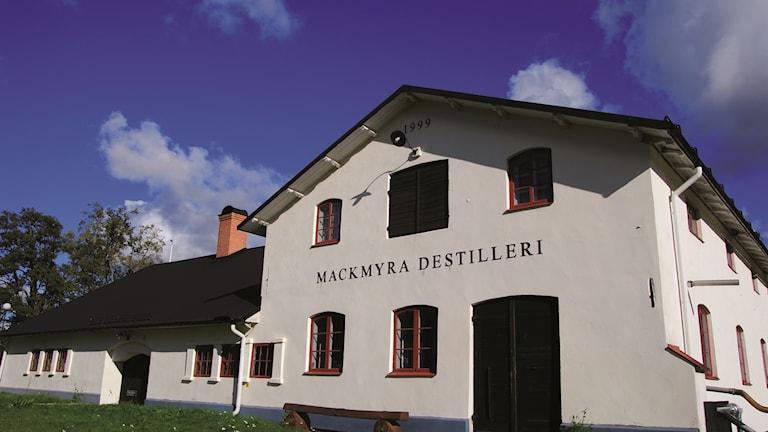 Mackmyra Bruket, destilleriet