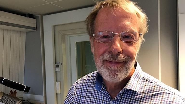 Börje Svensson är chefsläkare på Region Gävleborg.