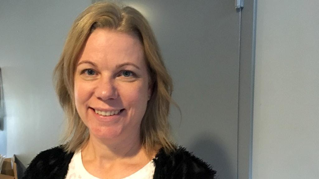 Helena Palm Höijer är samordnare.