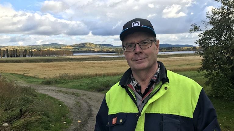 Markägaren Per-Olof Löfgren från Vallsta är mestadels glad över domstolens beslut.