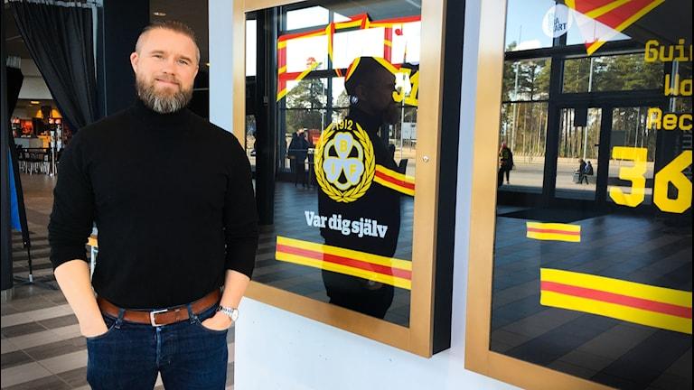 Johan Stark, klubbdirektör Brynäs IF